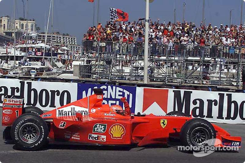 Ferrari quiere reencontrase con la victoria