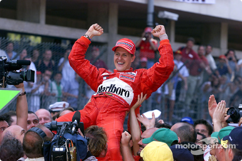Michael Schumacher - Colonia