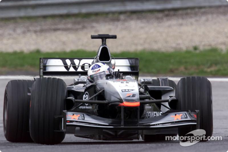 GP de Austria 2001