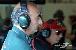 Bobby Rahal ve Niki Lauda