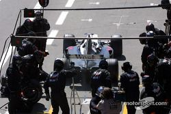 Pitstop, David Coulthard