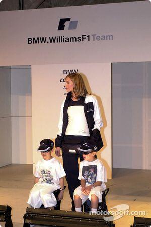 BMW WilliamsF1 Team Fashion Show