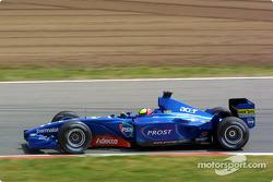 Luciano Burti, Prost AP04