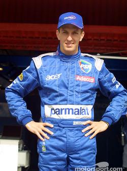 Luciano Burti, Benetton