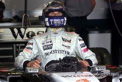 David Coulthard, McLaren MP4-16
