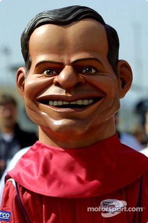 Rubens Barrichello... Well, sort of