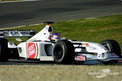 Jacques Villeneuve, BAR 003