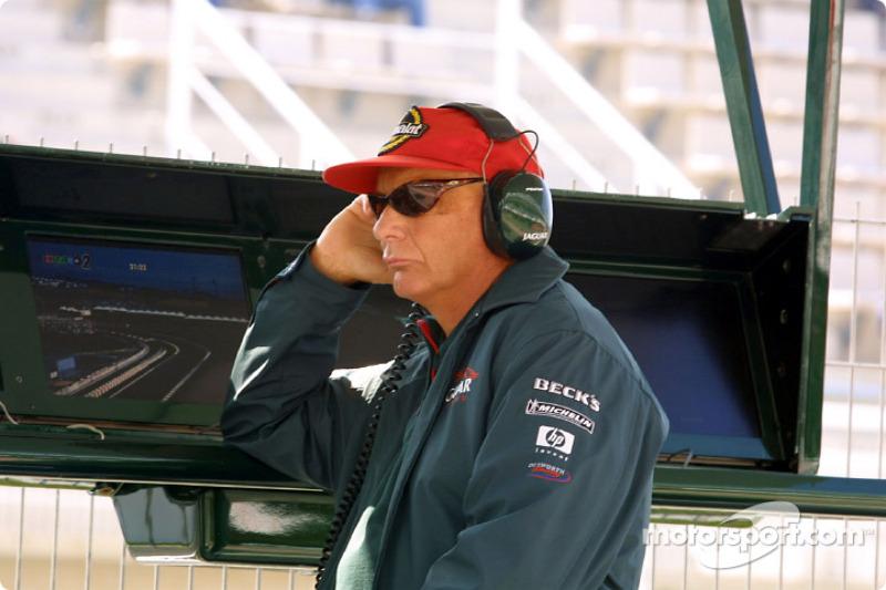 Niki Lauda, Jaguar
