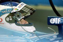 Giancarlo Fisichella, Benetton B201