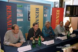 launch, Renault Sport pilotu development program