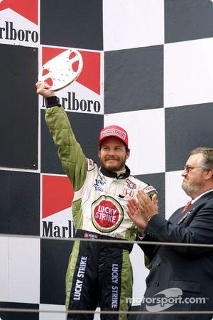 Podyum: Jacques Villeneuve