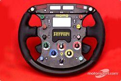 El volante de Michael Schumacher