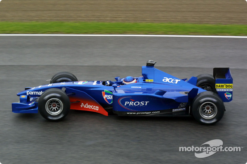 Ao todo, 25 pilotos argentinos estiveram na F1. O último foi Gastón Mazzacane, que fez sua última corrida no GP de San Marino de 2001.