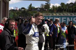 A third place on the grid for Ralf Schumacher