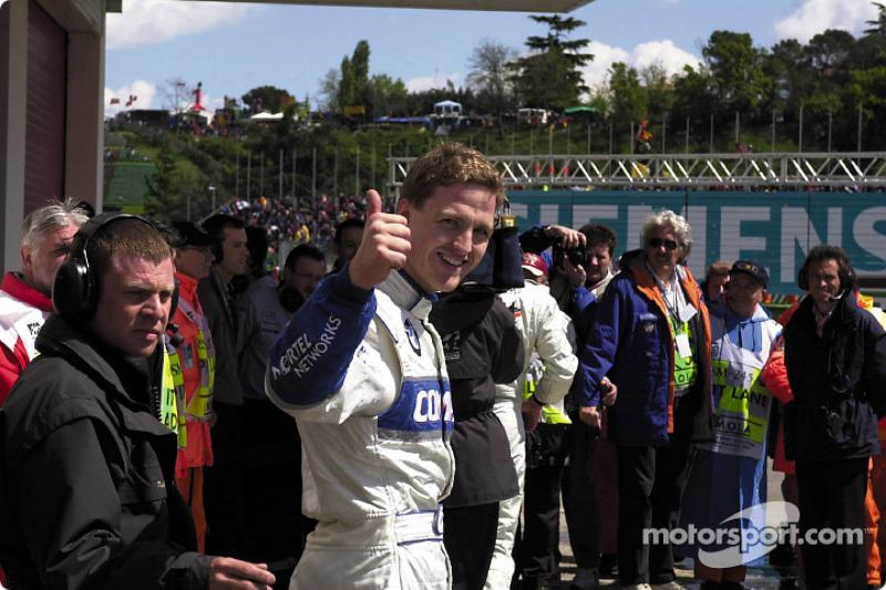 Un tercer lugar en la parrilla para Ralf Schumacher