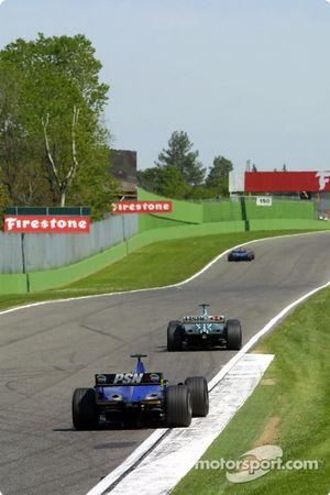 two Prost ve Jaguar