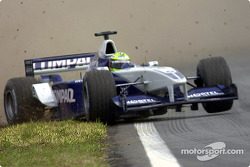 Ralf Schumacher al límite