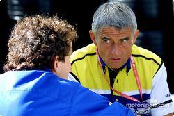 El Hombre Michelin está de regreso: Duspasquier y Prost