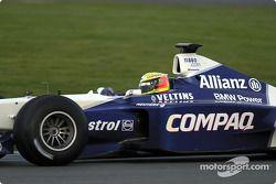 Ralf Schumacher, wheel, FW23