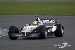 FW23, Silverstone circuit