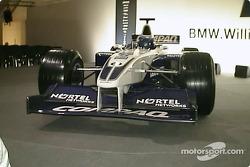 La BMW Williams F1 FW23