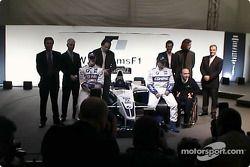 Ralf Schumacher, Juan Pablo Montoya ve team