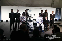 Ralf Schumacher, Juan Pablo Montoya et l'équipe