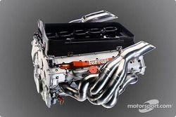 all yeni Ferrari 050 V10 motor