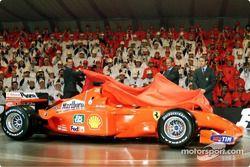 Unveiling F2001