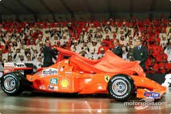 Unveiling the F2001