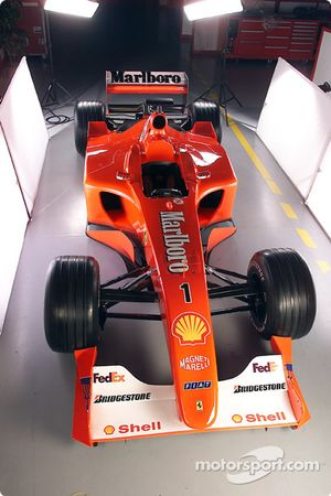 La F2001