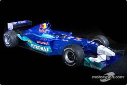 El nuevo Sauber C20