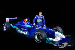 El novato Kimi Raikkonen