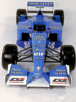 El Benetton B201