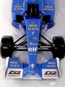 El Benetton B205