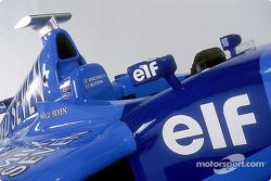 El Benetton B208