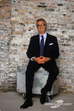 Le directeur général Flavio Briatore