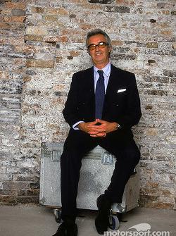El director de manejo, Flavio Briatore