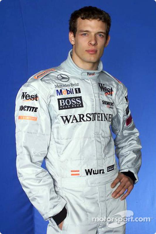 Alexander Wurz