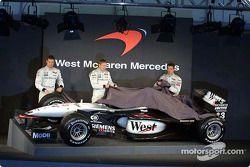 Unveiling yeni McLaren