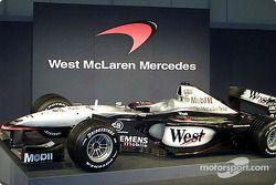 McLaren Mercedes MP4-16