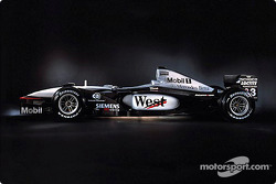 El West McLaren Mercedes MP4-16