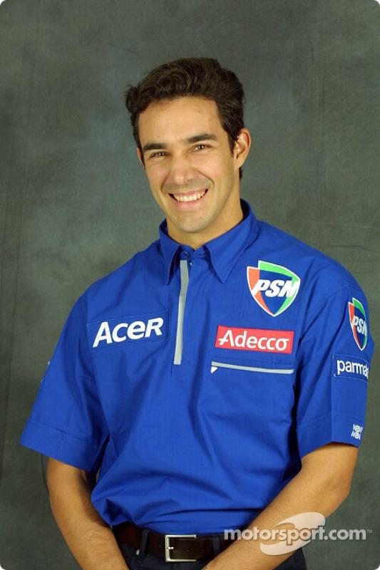 De piloto a vicepresidente: Pedro Diniz