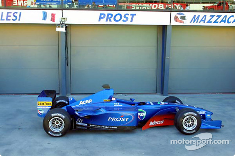 Prost Acer AP04 2001
