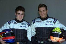 Fernando Alonso ve Tarso Marques