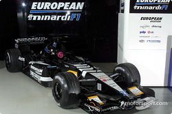 European Minardi PS01