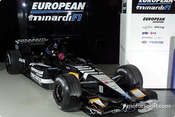 El European Minardi PS01