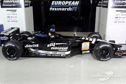 The European Minardi PS01