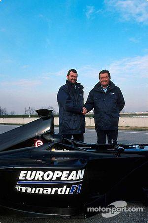 Paul Stoddart ve Gian Carlo Minardi