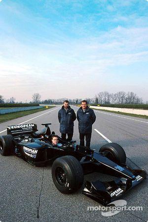 Fernando Alonso, Paul Stoddart ve Gian Carlo Minardi